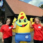 First Strokes Team members and Sydney Starfish at First Strokes new Ipswich site