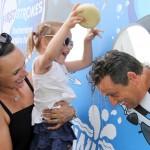 Splashing fun at First Strokes Swim Schools Ipswich launch