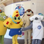 Taylor Turtle, Sydney Starfish, Sammi Stingray, Harry Hammerhead
